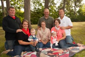 Patty Cisco & Family