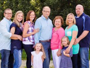 Jordan Staugler & Family