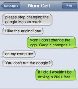 I don't run Google