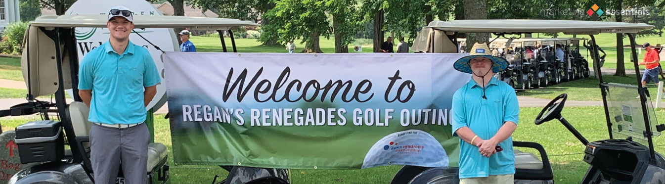 ME Team Member Pays it Forward at Golf Outing Supporting Down Syndrome